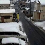 清志町雪景色