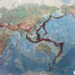 世界の地震図 (1)